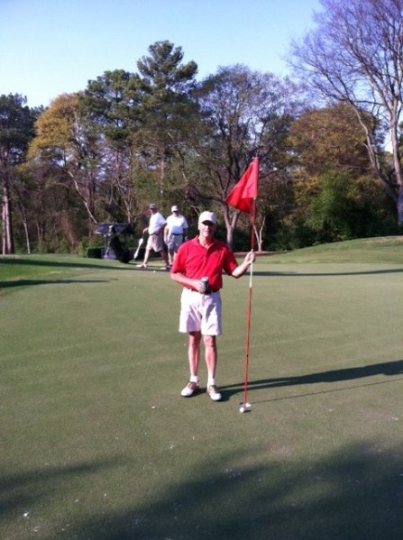 Ron Majors Shot Of The Day Tee Shot # 3