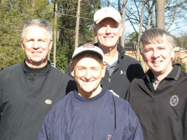 3-12-13: Commissioner's Team: Mike Schmal, Don Nichols, Doug Healy, Jim Williamson