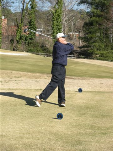 3-12-13: Commissioner's Opening Tee Shot