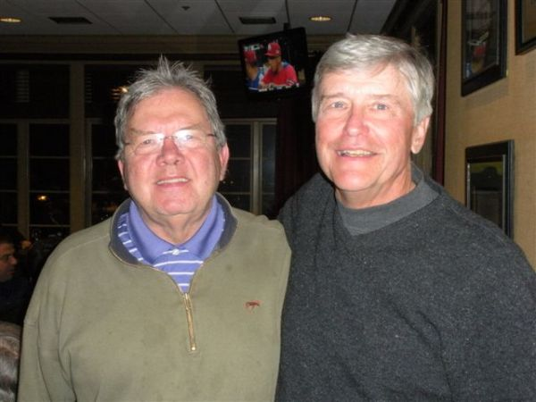 3-12-13 Low Net Winners: Tom Player and Ron Majors