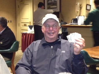 3-26-2013 Low Net Winner Danny Morris