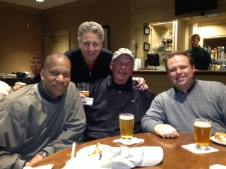 3-26-2013 Winning Team: William Thornton, Mike Schmal, Danny Morris, Anthony Morgan
