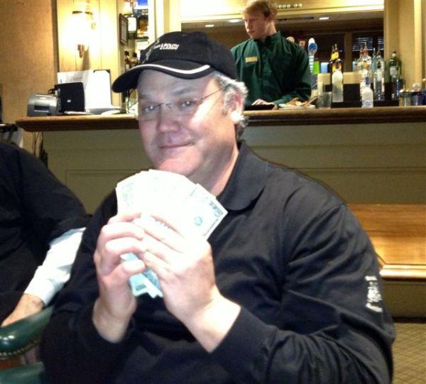 4-2-2013 Low Net Winner: Tim Martin