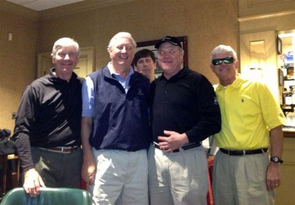 4-2-2013 Winning Team: Ron Majors, MIke Gaddis, Tim Martin, John Wymer