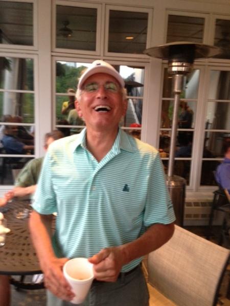 4-23-13 Low Net Winner Jeff Kohn