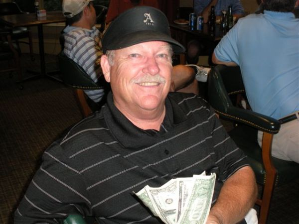 7-30-2013 Low Net Winner Tom Kisgen