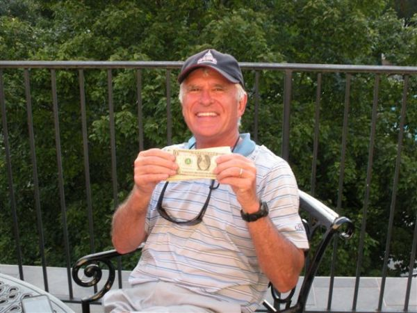 8-13-13 Low Net Winner John Wymer -5