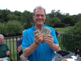 4-29-14 Low Net Chip Off Winner Russ Jobson