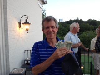 5-13-14 Low Net Chip Off Winner: Brooks Cowles