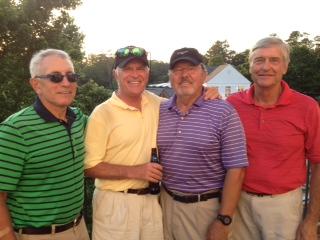 5-13-14 Winning Team: Jeff Kohn, John Wymer, Tom Player, Ron Majors