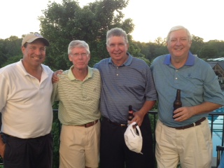 5-6-14 Winning Team: Lee Pearson, Bill Buist, Danny Morris (draw), and Mike Gaddis