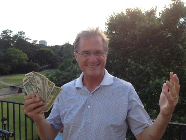 6-3-14 Low Net Winner Russ Jobson