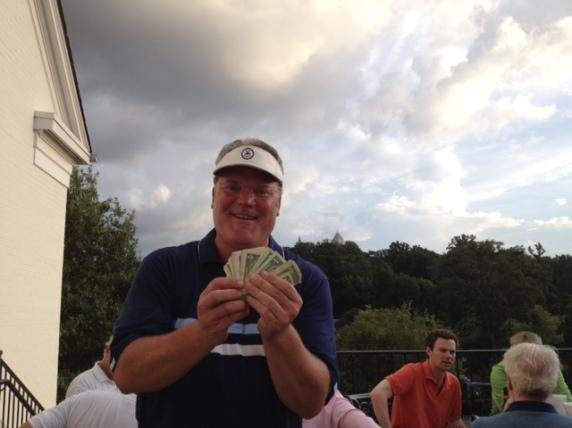 7-15-14 Low Net Chip Off Winner Tim Martin
