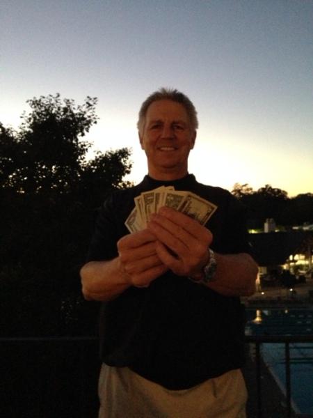 10-21-14 Low Net Winner Mike Schmal