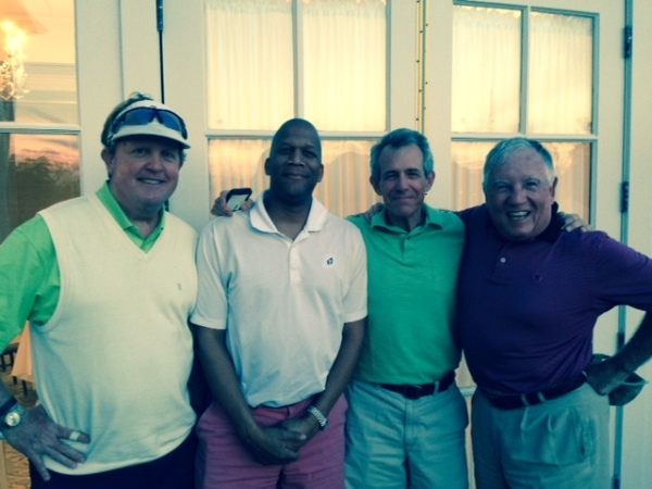 3-17-15 Winning Team: Bill Meagher, William Thornton, Brooks Cowles, Marty Arnold