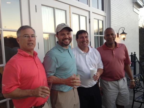 3-24-15 Winning Team: Doug Gooding, David Danzig, Lee Pearson, William Thornton