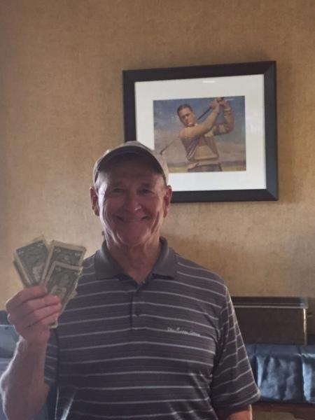 6-16-15 Low Net Winner Don Nichols