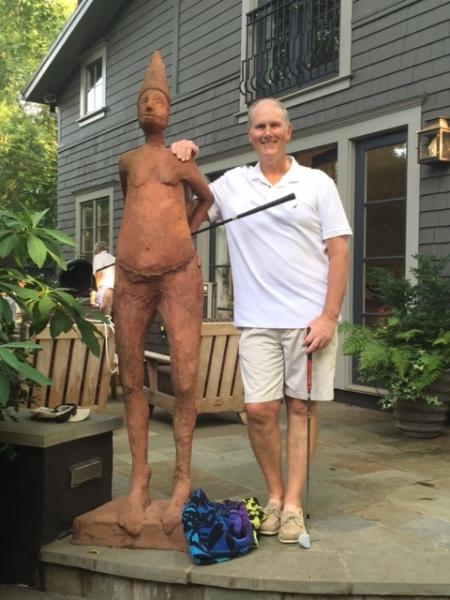 6-23-15: Doug Healy and friend