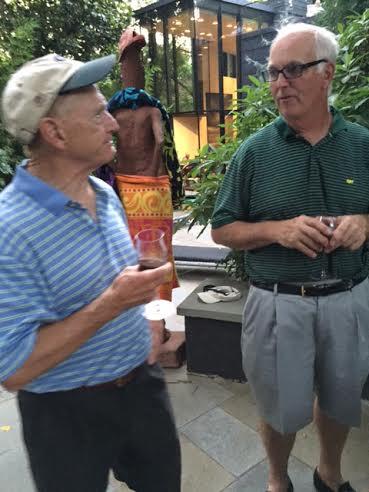 6-23-15 Don Nichols and Frank Corrigan