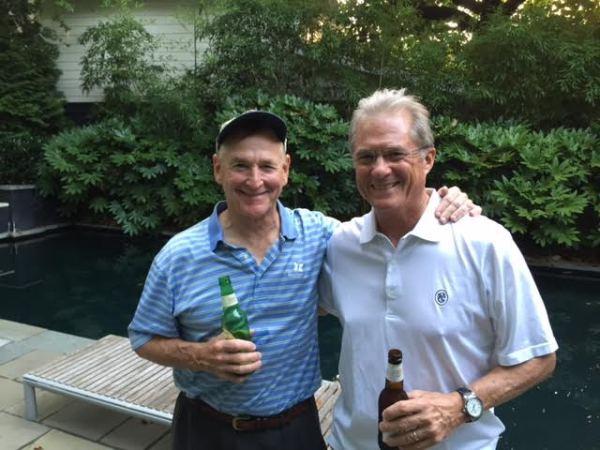 6-23=15 Don Nichols and Russ Jobson