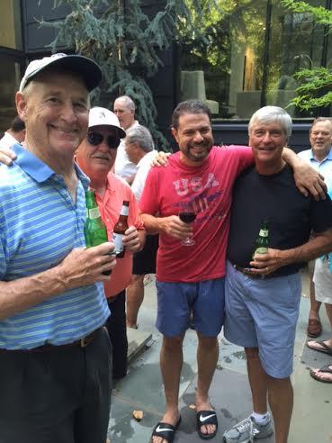 6-23-15 Don Nichols, Tom Kisgen, David Danzig, Ron Majors