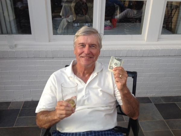 7-7-15 Low Gross and Low Net Winner: Ron Majors