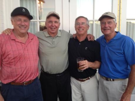 9-6-15 Winning Team: Jeff Colbath, Danny Morris, Doug Gooding, Ron Majors