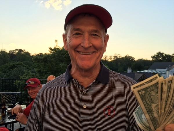 5-3-16 Low Net Winner Don Nichols