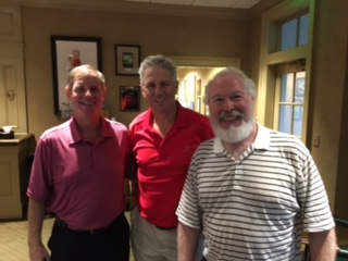 8-2-16 Winning Team: Pat Murphy, Mike Schmal (draw partner) Ed McCormack (not pictured Tom Thornhill)