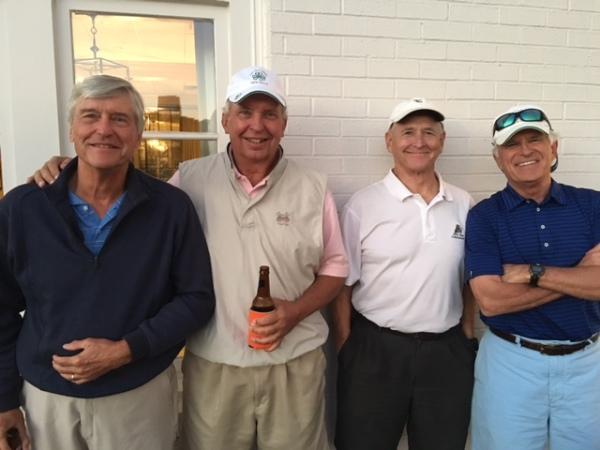 10-11-2016 Winning Team: Ron Majors, Danny Morris (draw partner), Don Nichols, John Wymer